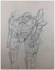 Technical Readout 2750 - Highlander Concept Art