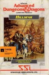 "Hillsfar (C64/128 5 1/4"")"