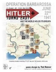 Hitler Turns East