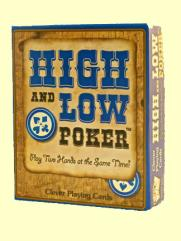 High and Low Poker