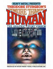 Heavy Metal Presents - More Than Human