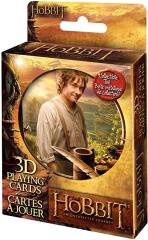 Hobbit, The - 3D Playing Cards