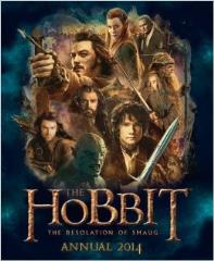 Hobbit, The - The Desolation of Smaug, Annual 2014