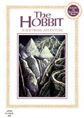 """Hobbit, The (Apple II 5 1/4"""")"""