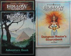 Hollow World - Books Only!