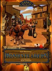 Homesteaders (3rd Printing)