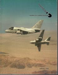 """Vol. 23, #1 """"Schindler's List, On Your Wing, CVW-15's Last Cruise"""""""
