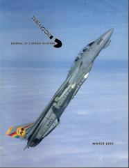 "Vol. 23, #4 ""Reflections on the Navy, Hot Hawks Over Bosnia, Potomac Currents"""
