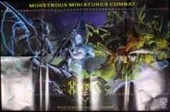 Hordes Promo Poster - Legion of Everblight vs. Circle Orboros