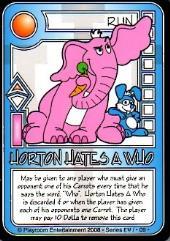 Horton Hates a Who