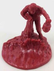 H.P. Lovecraft 1st Player Marker (Onslaught 3 Kickstarter Exclusive)