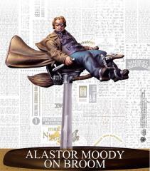 Alastor Moody on Broom