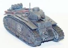 HT-12 French Char B1 Bis Flame Thrower