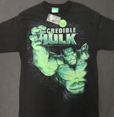 Incredible Hulk Glow in the Dark T-Shirt (L)