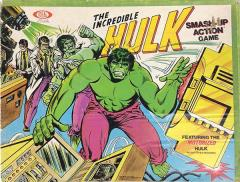 Incredible Hulk Smash-Up Action Game
