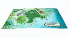 Humblewood World Map