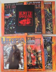 Hunter - The Reckoning Suppliment Collection - 7 Books!