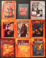 Hunter - The Reckoning Storyteller's Starter Collection - 9 Books!