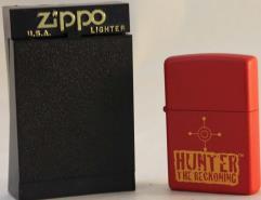 Hunter - the Reckoning - Zippo Lighter