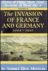 Invasion of France and Germany, 1944 - 1945