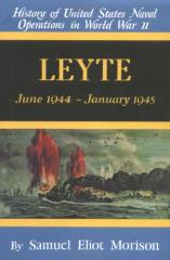 Leyte, June 1944 - January 1945