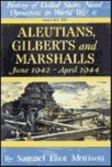 Aleutians, Gilberts and Marshalls, June 1942 - April 1944