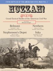 Huzzah! - Four Battles of the American Civil War Vol. 1