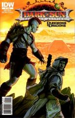 Dark Sun - Ianto's Tomb #5 (Cover A)