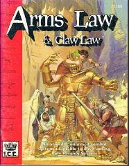 Arms Law & Claw Law (2nd Edition, 2nd Printing) - Printer Proof!
