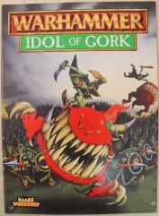 Idol of Gork - Rulebook Only!