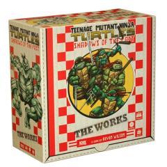 Teenage Mutant Ninja Turtles - Shadows of the Past (The Works Edition)