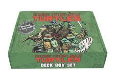 Teenage Mutant Ninja Turtles Deck Box Set
