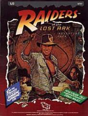 Raiders of the Lost Ark Adventure Pack