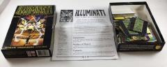 Illuminati Deluxe Edition Collection #1 - Base Game + 2 Expansions