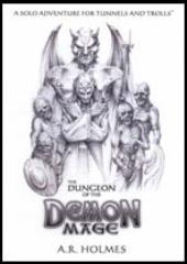 Dungeon of the Demon Mage, The