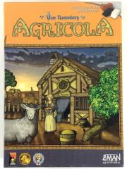 Agricola (English Edition)