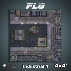 4' x 4' - Industrial