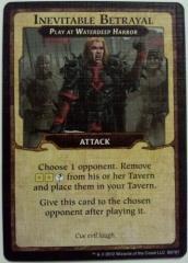 Lords of Waterdeep - Inevitable Betrayal Promo Card
