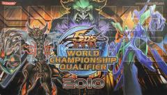 Playmat - Infernity Archfiend (World Championship 2010 Promo)