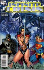 Infinite Crisis #1 (Wonder Woman Variant Cover)