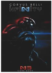 Infinity Rulebook N3 (3rd Edition) - Core Book Only!