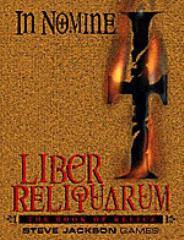 Liber Reliquarum - The Book of Relics