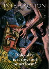 "#1 ""Role-play - is it toy, tool or artform?"""
