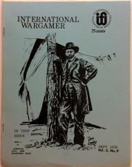 "Vol. 3, #9 ""American Civil War Miniatures Rules Part 1, Defense of the Pripyat Marshes"""