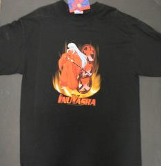 InuYasha Flames T-Shirt (XL)