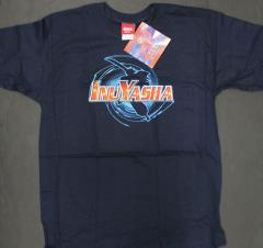 InuYasha Cast Faces T-Shirt (L)
