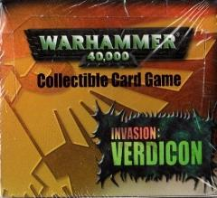 Invasion Verdicon - Booster Box
