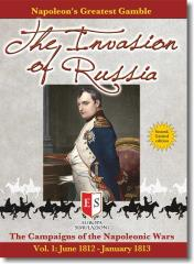 1812 - Invasion of Russia, The - The Campaigns of the Napoleonic Wars (Second Edition, Limited Edition)