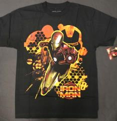 Iron Comber T-Shirt (L)