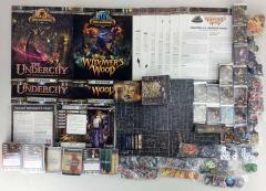 Iron Kingdoms Board Game Collection #2 - 2 Games + 2 Expansion & Kickstarter Extras!